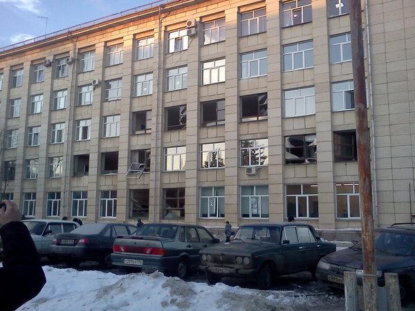 На Урале упал метеорит: в домах выбиты стекла, есть пострадавшие